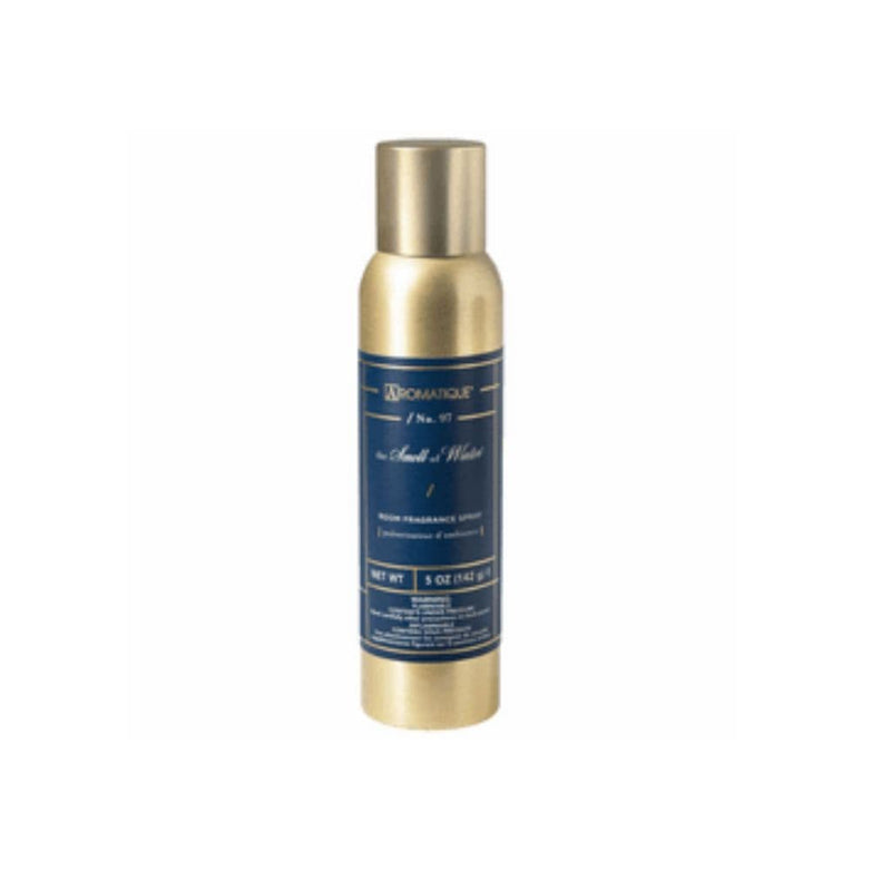 White Teak and Moss Room Spray 5oz