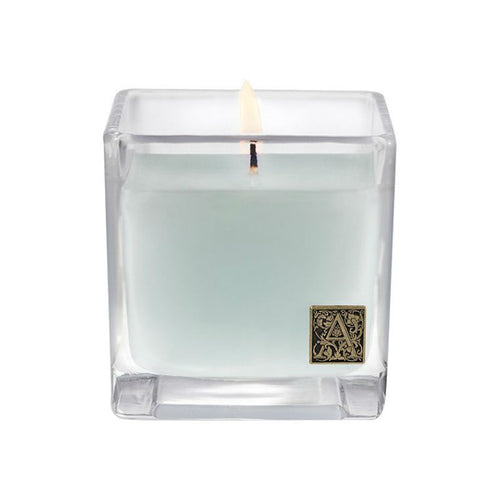 Cotton Ginseng Cube Candle 12oz