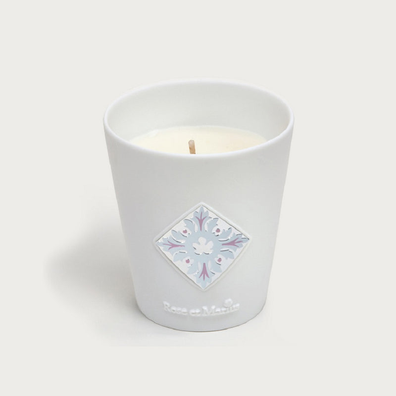 "Rose et Marius Scented Candle Citrus Basil ""A Nap in the Sunny Country House """