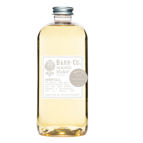 Barr-Co. Coconut Liquid Soap Refill