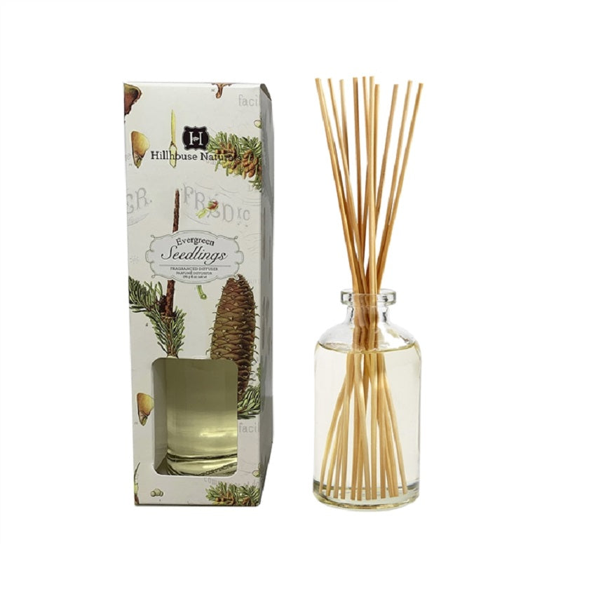 Evergreen Seedlings Reed Diffuser 6 oz.