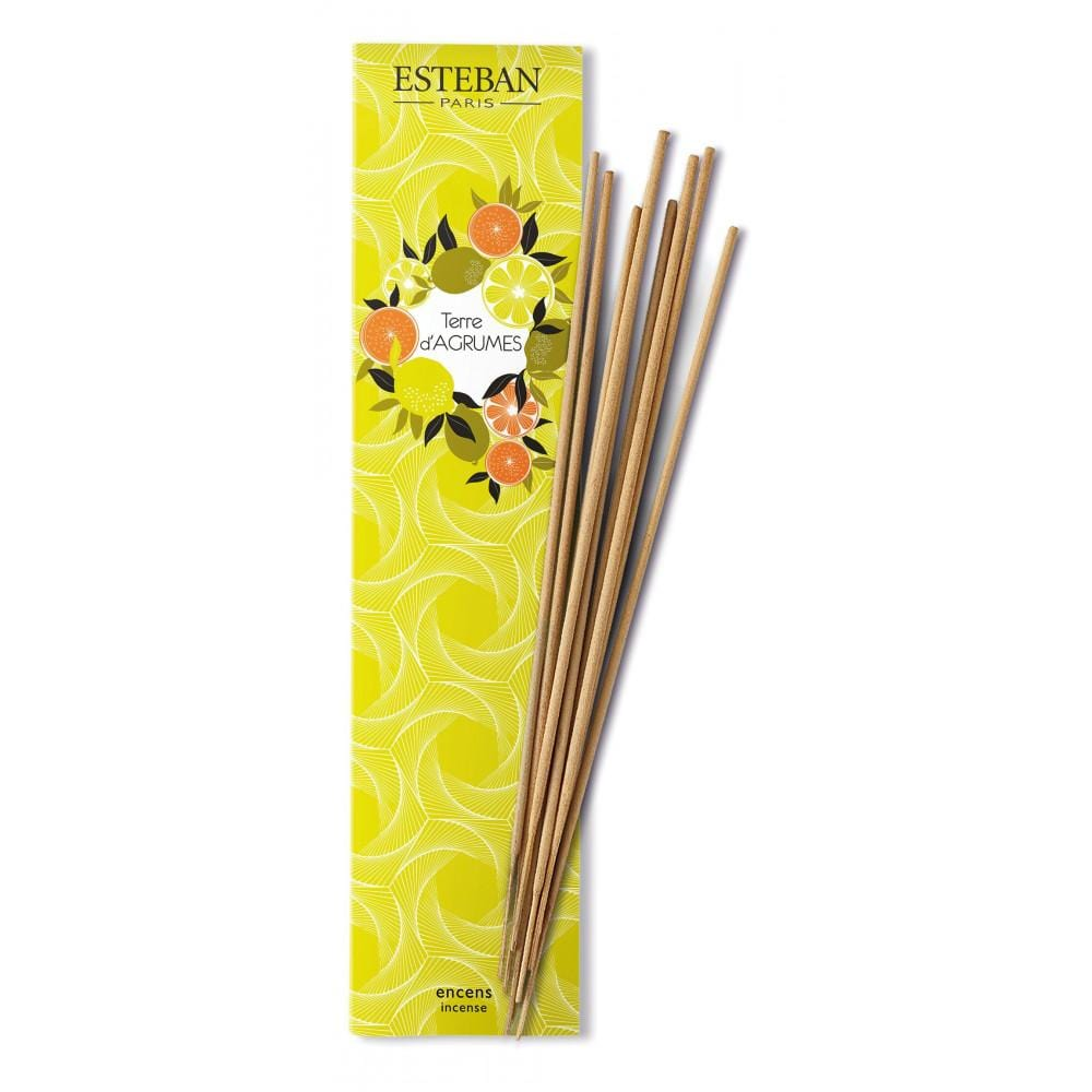 Terre D'Agrumes Bamboo Stick Incense (20 Sticks)