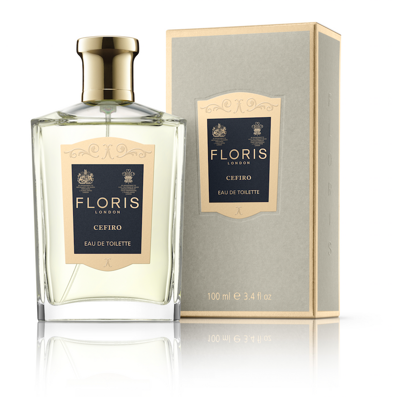 Floris Cefiro Eau de Toilette Spray 3.4 fl. oz.