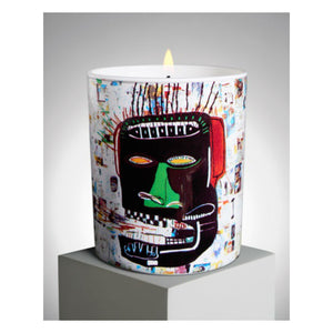 Jean-Michel Basquiat Gleen Scented Candle