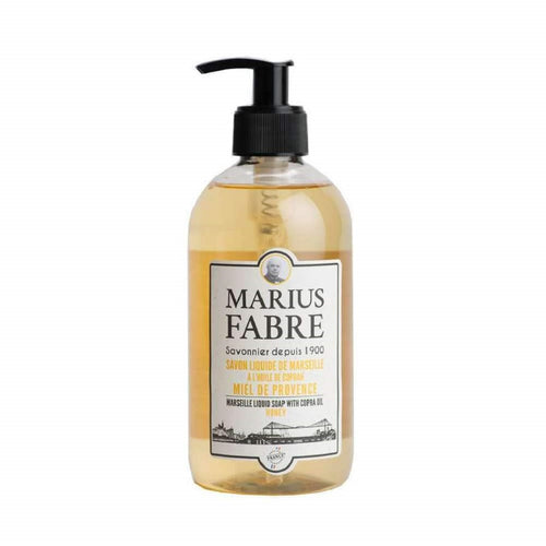 Marius Fabre Marseille Liquid Soap 400ml -Honey