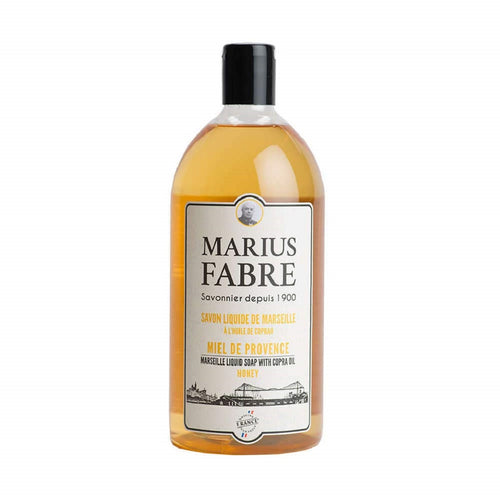 Marius Fabre Marseille Liquid Soap Refill 33.8 fl.oz - Honey