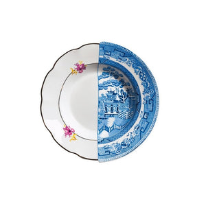 Hybrid Fillide Soup Plate Multicolor