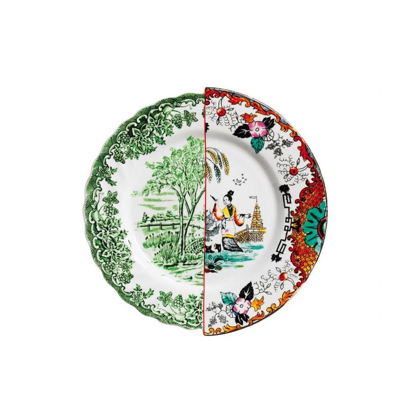 Hybrid Ipazia Dinner Plate Multicolor