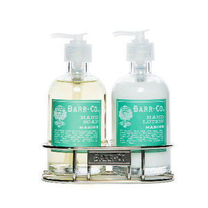 Barr-Co Marine Scent Hand Soap & Body Caddy Set