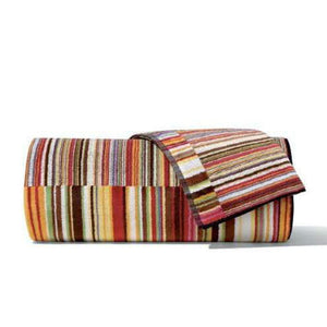 Missoni Jazz Red Stripes Towel - 159