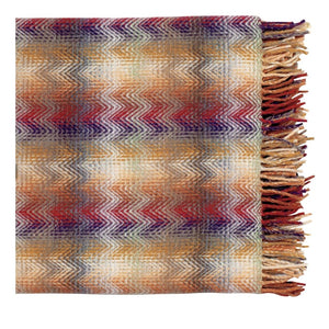 Missoni Montgomery Brown Throw 160