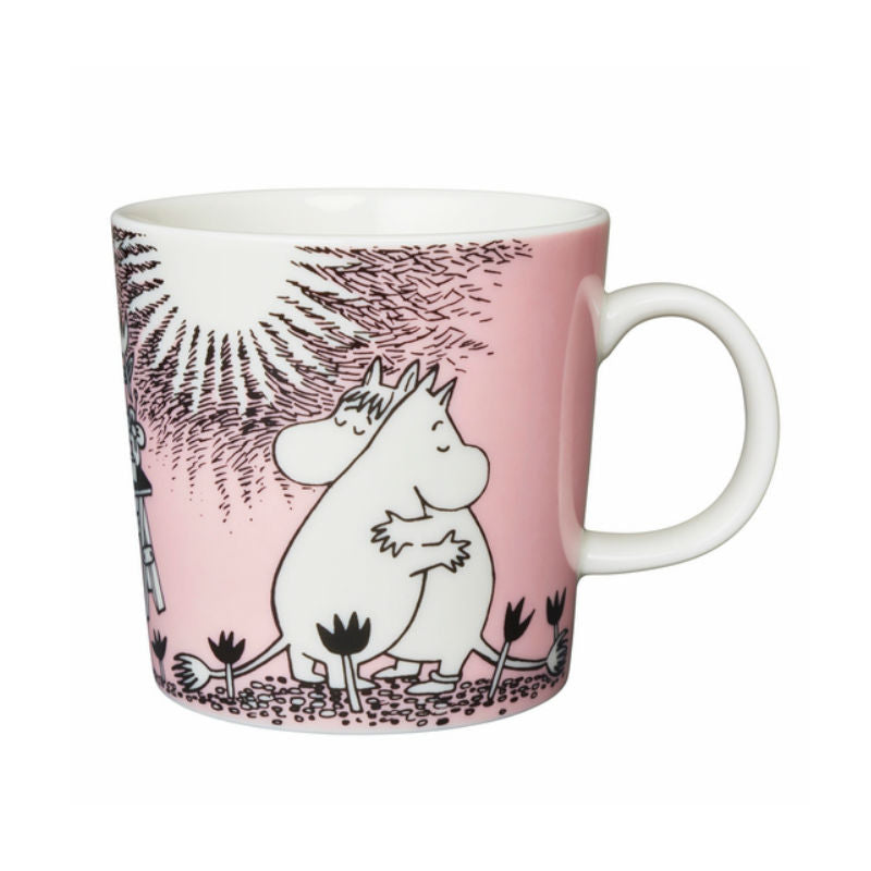 Moomin Love Mug by Arabia