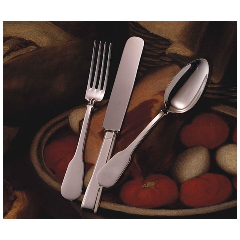 Pampaloni Silver Plated Olympia 5 Piece Place Setting