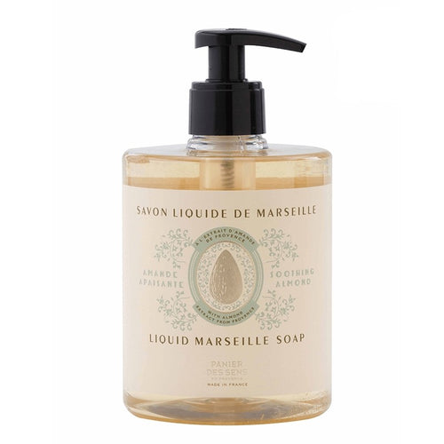 Almond Liquid Marseille Soap