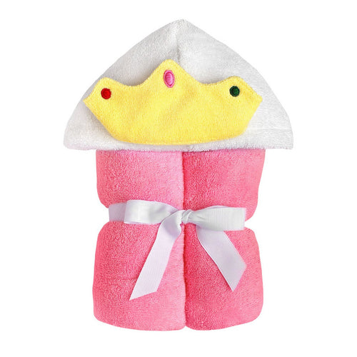 Princess Hooded Towel for Kids