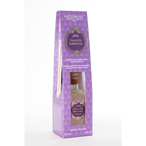 Violette Imperiale Perfumes of History Reed Diffuser Set