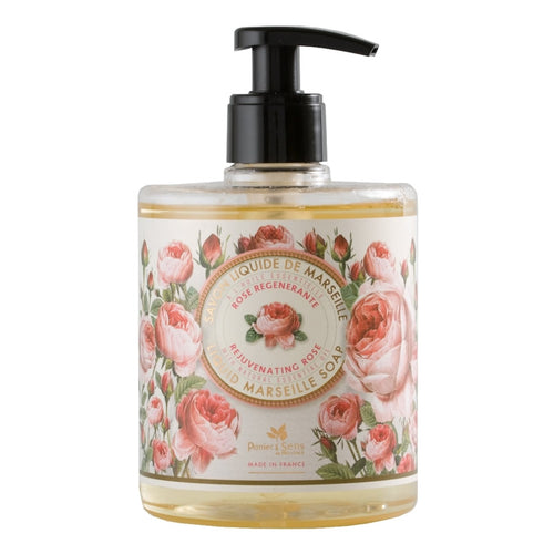 Rose Liquid Marseille Soap