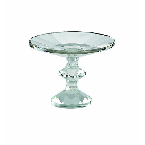 Rosenthal Diamonds Glass Stand Platte