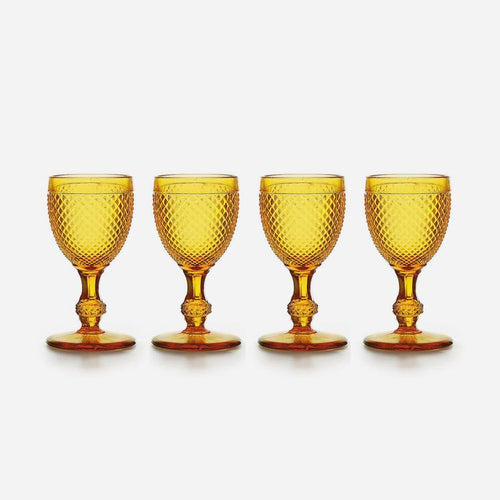 Bicos Ambar Water Goblet (Set of 4)