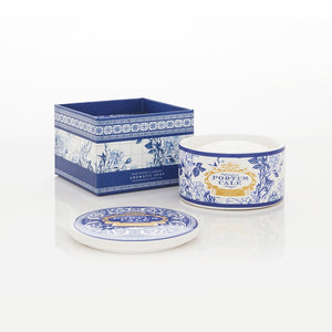 Portus Cale Gold & Blue Soap in Jewel Box
