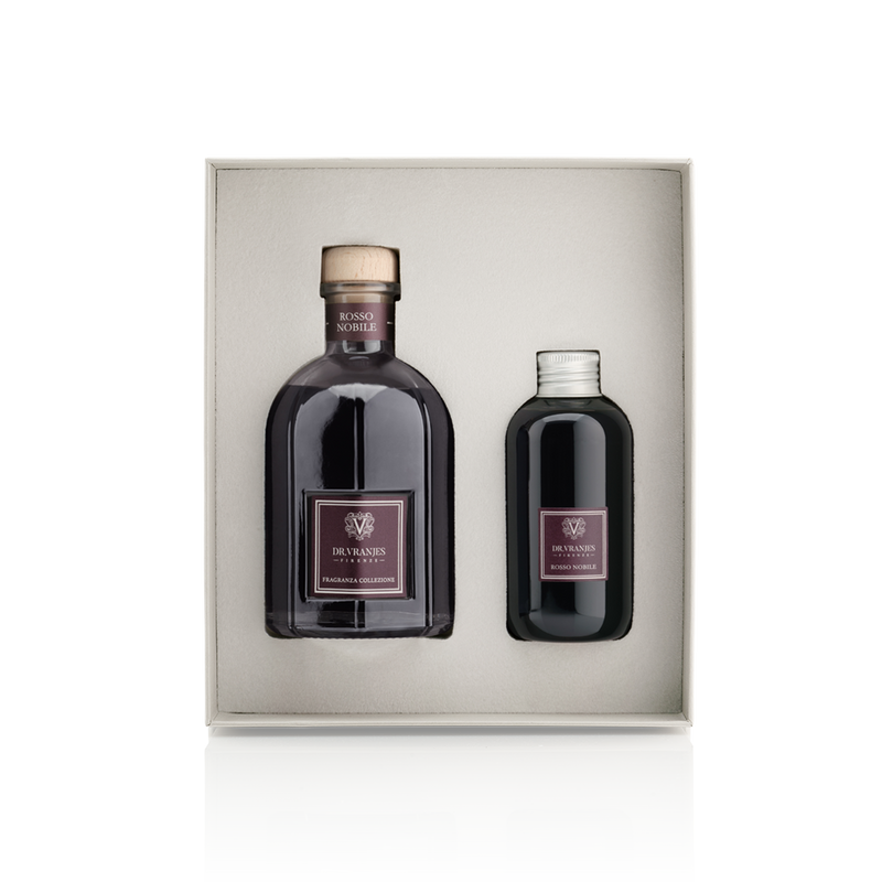 Dr. Vranjes Rosso Nobile Diffuser with Refill Set