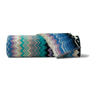 Missoni Giacomo Blue Towel - 170