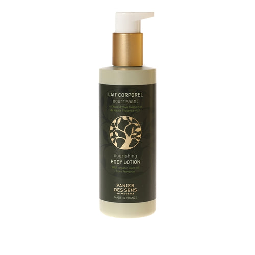 Organic Olive Nourishing Body Lotion