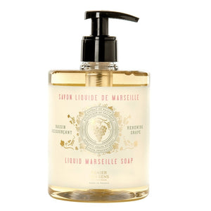 Renewing White Grape Liquid Marseille Soap