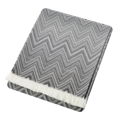 Timmy Grey Throw