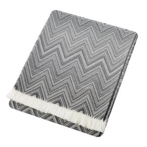 Missoni Timmy Grey Throw - 601