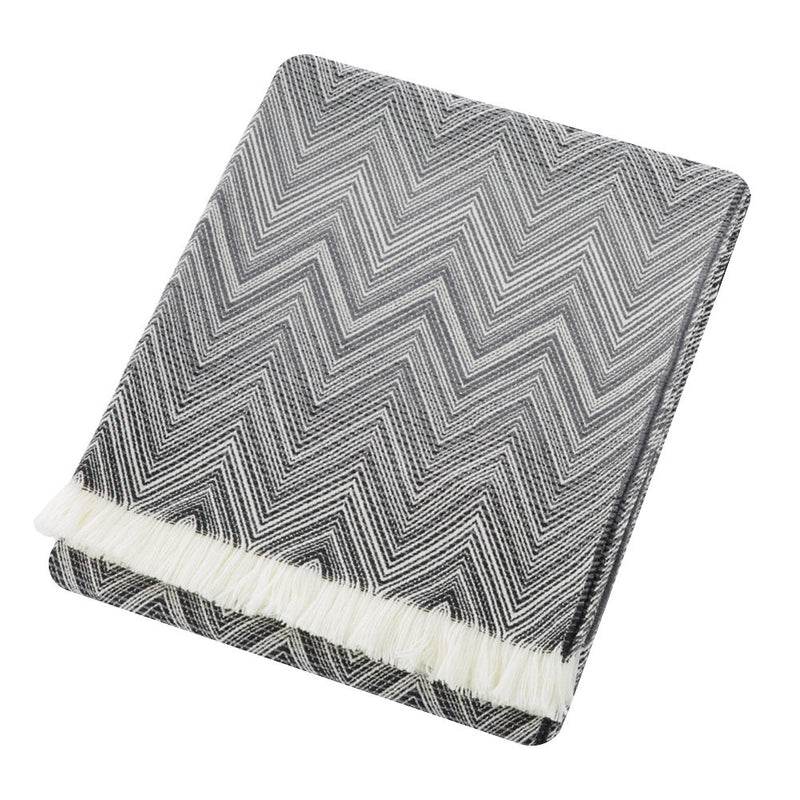 Missoni Timmy Grey Throw 601