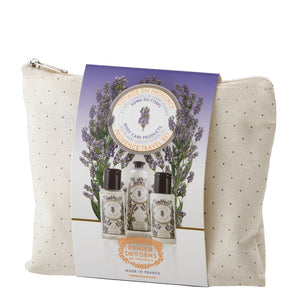 Relaxing Lavender Travel Set