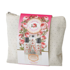 Rejuvenating Rose Travel Set