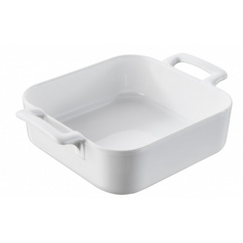Belle Cuisine Square Baking Dish (Black & White)
