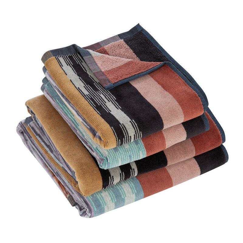 Ywan Brown Hand Towel 159