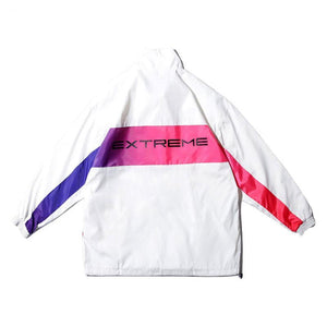 Extreme Rainbow Windbreaker Jacket [2 Colours]