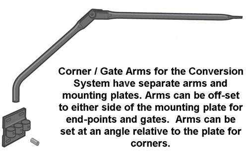 Conversion Arm & Plate