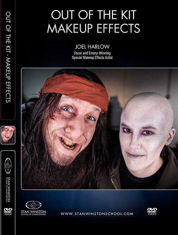 Out Of The Kit Makeup Effects