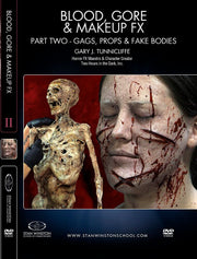 Blood, Gore and Makeup Effects Part 2 - Gags, Props, Fake Bodies