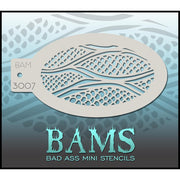 BAMS Bad Ass Mini Stencils