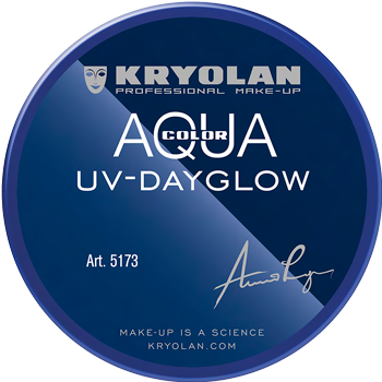 Aquacolor UV DayGlow-Kryolan-extrememakeupfx