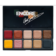 ENCORE Alcohol Activated Makeup Palettes-European Body Art-extrememakeupfx