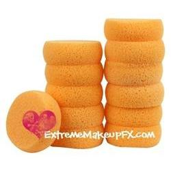 Face & Body Painting Sponges-extrememakeupfx-extrememakeupfx