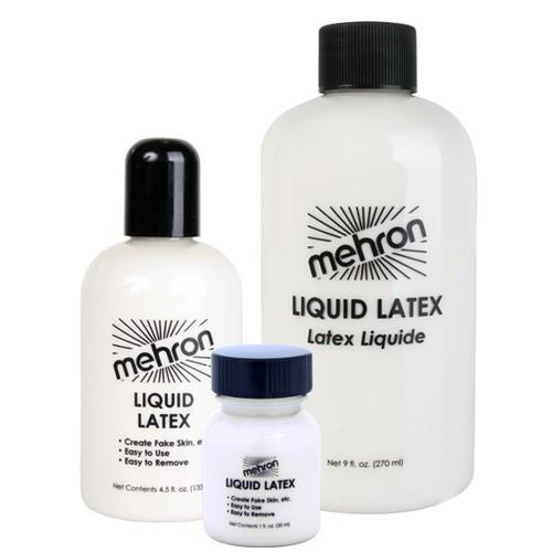 Mehron Liquid Latex-Mehron-extrememakeupfx