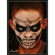 Mark Reid-Skull-Face Painting-Paradise-Face Paints-EMFX Store