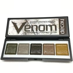 Venom Temporary Tooth Color Palette-European Body Art-extrememakeupfx
