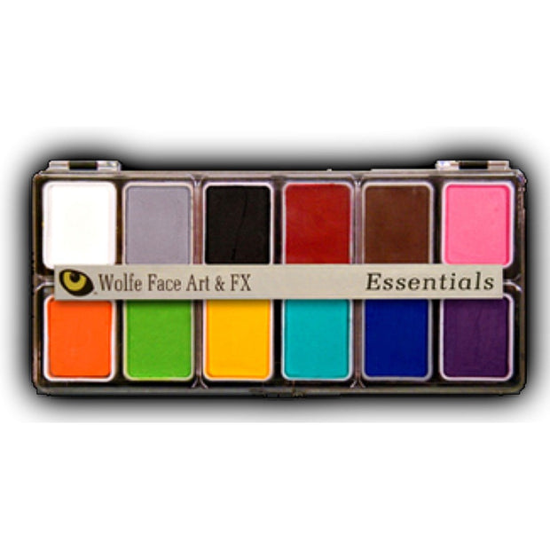 Wolfe Essentials Palette