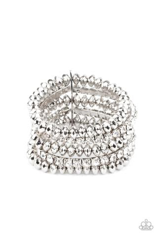 Paparazzi Best Of Luxe - Bracelet White Box 83