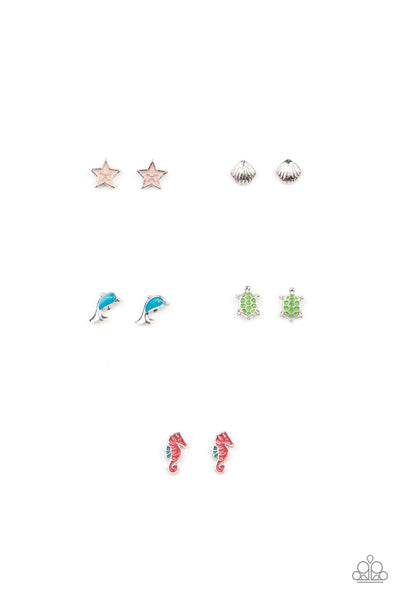 Paparazzi Starlet Shimmer Post Earrings Summer