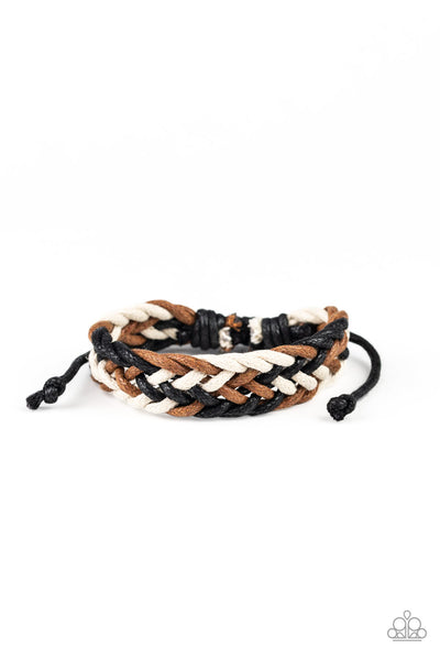 Paparazzi Braid Raid - Urban Bracelet Multi Box 44